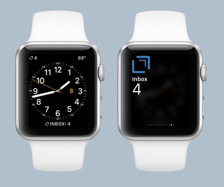Apple Watch Glance and Complication
